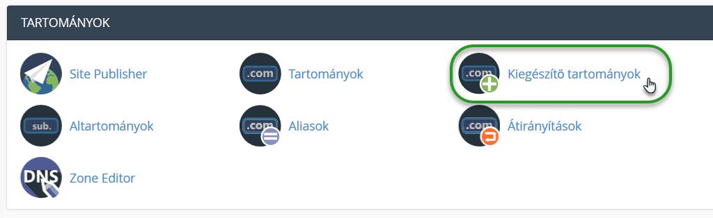 opciók tartománya)